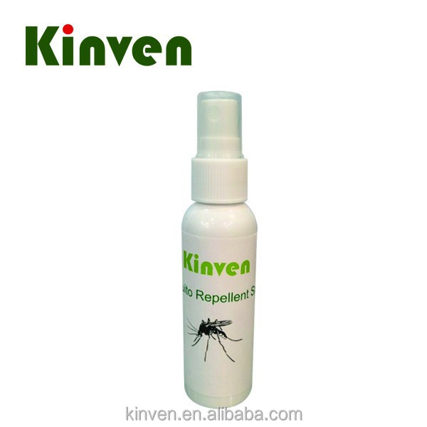 Green Mosquito Barrier Insect Repellent Liquid Spray