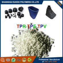 factory price sebs based excellent againg UV weather resistance TPE granules for autos