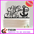 Party Decoration Supplies Mr & Mrs Acrylic Wedding Cake Topper Cake Decorative