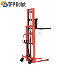 New arrival 2 ton high lifter forklift with nylon wheel for sale