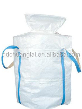 1000kg PP big packing ton bag/super sacks/2000kg flexible container bag