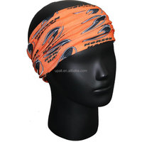 polyester wholesale outdoor neck tube Promotional multifunctional headwear,african grand swiss