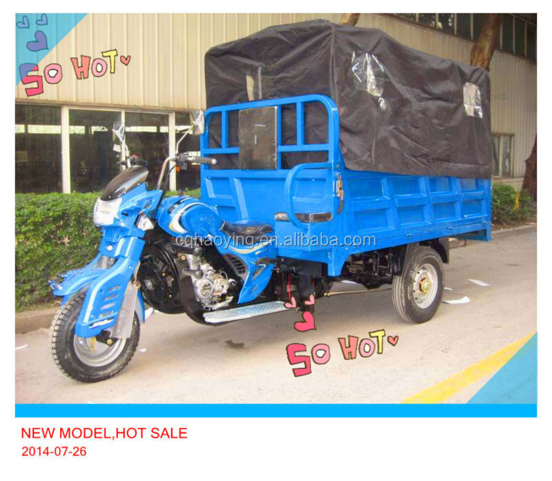 Chinese Best tricycle cargo made in china