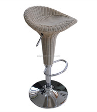 Hot Selling!Modern Exquisite Rattan Wicker Bar Stool