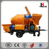 2015 Concrete Mixer With Pump In India Price In India