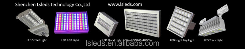 High lumens bridgelux waterproof ip65 150w led industrial lamps