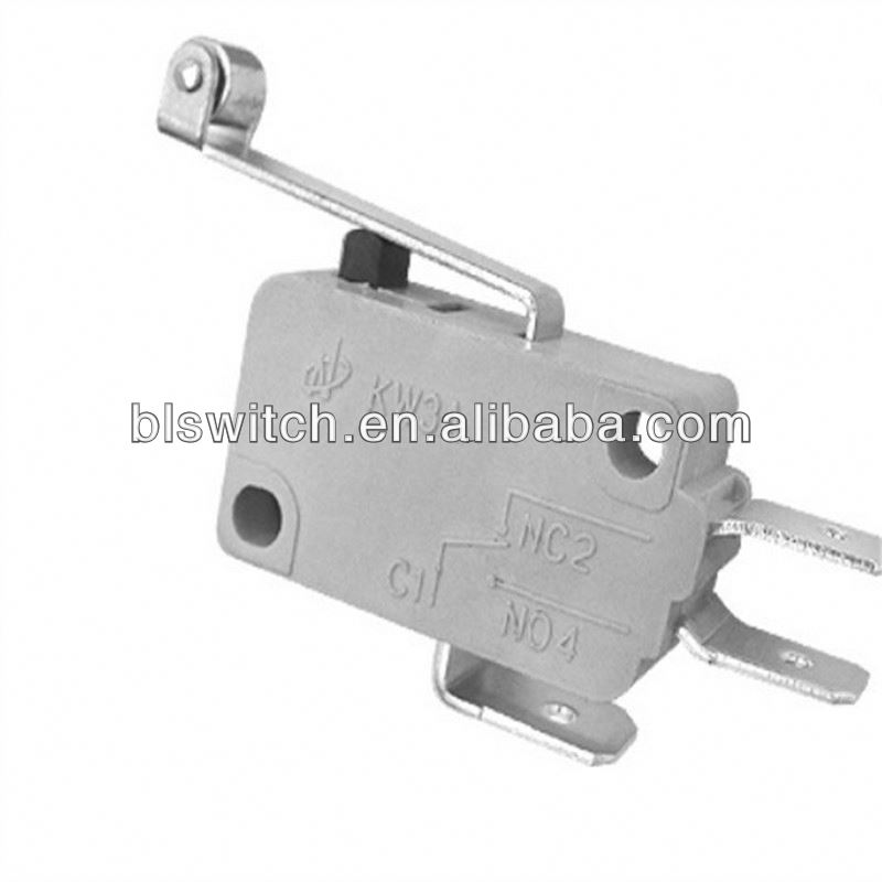 Sensitive waterproof cherry micro switch t125 12v