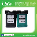 ink cartridge for hp 140 141 (CB335H/CB336H/CB337H/CB338H)