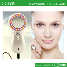 High quality multifunctional IPL 3 level intensity led light photon ultrasonic ozone clean and beauty machine