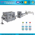 2000-3000bph miniral bottle production line