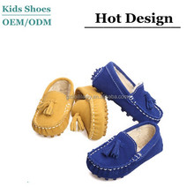 J-C0121 New Arrival Best Price Toddlers Walking Baby Shoes Suede Leather Flat Baby Girl Shoes