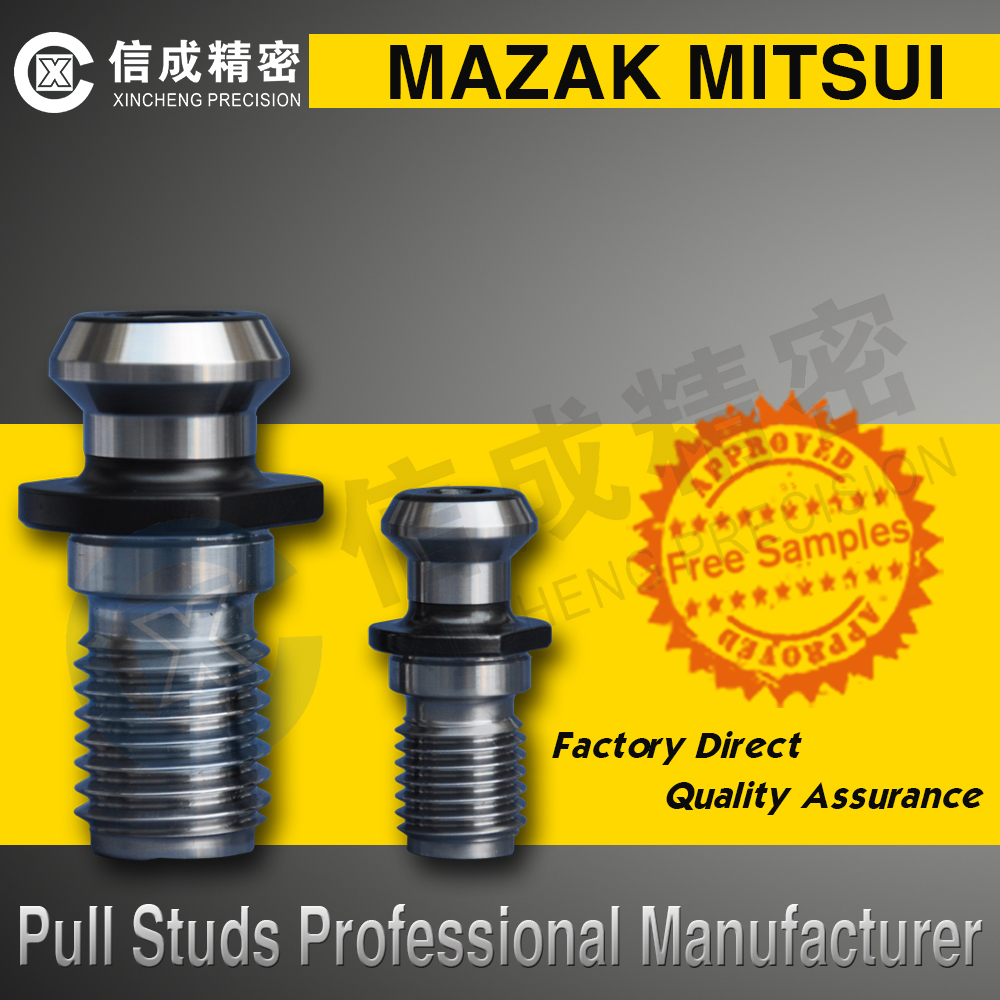 Mazak Pull Studs from China Manufacturer