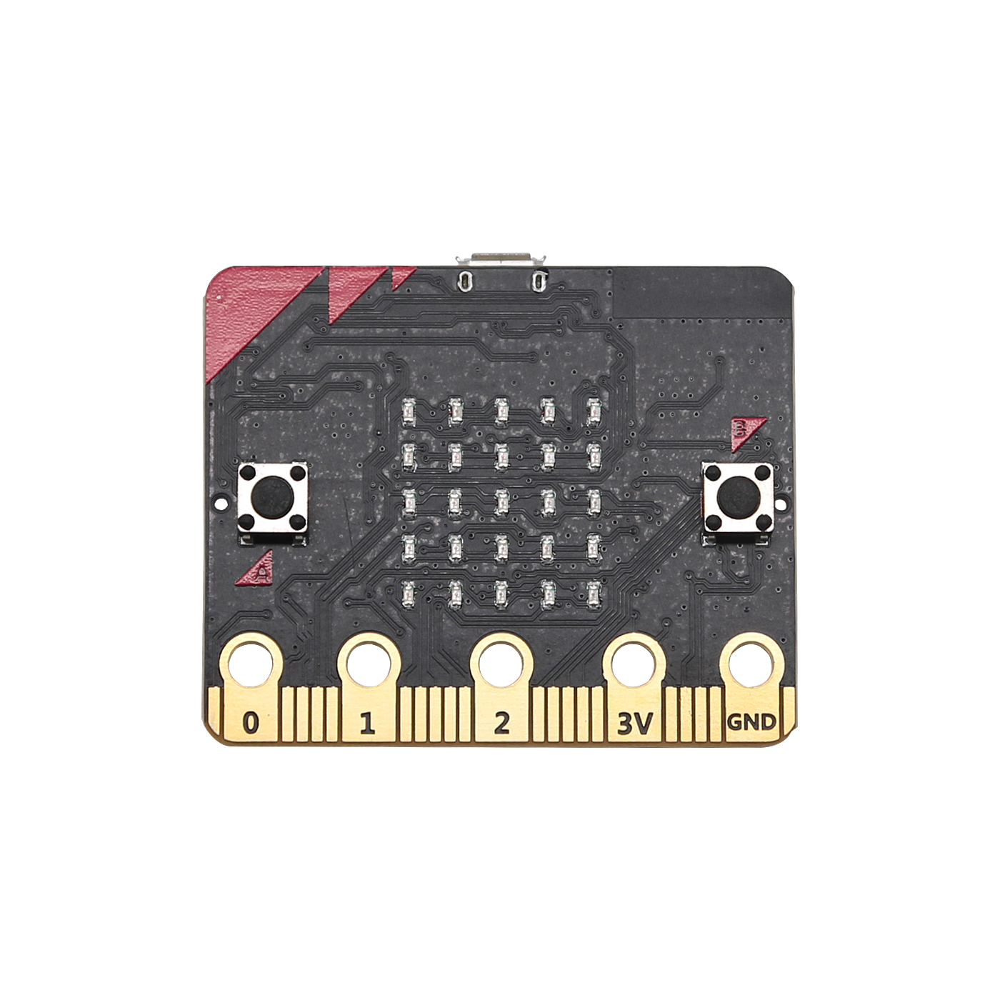 Programmable Development Board for Microbit Board Replacement Robot DIY Teaching
