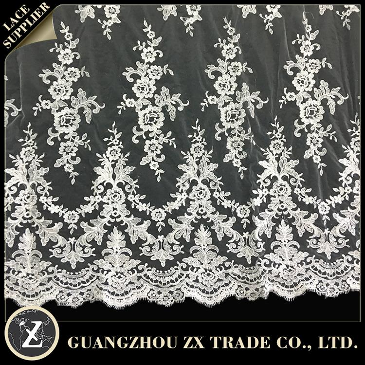 Lace Fabric, dubai french lace for clothing, african voile and lace fabric