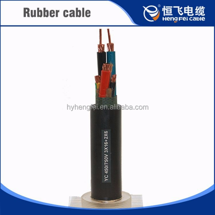 Cheap Best Sell yc/yz/ycw flexible rubber cable