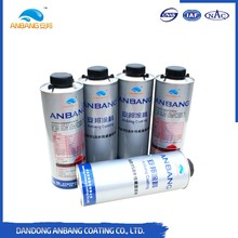 ABW078 water based high polymer coating small mechanical parts anti rust paint