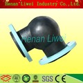 Anti-corrosion NBR rubber elbow expansion joint