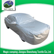 various material and color PEVA+COTTON car cover with ear,outdoor car cover