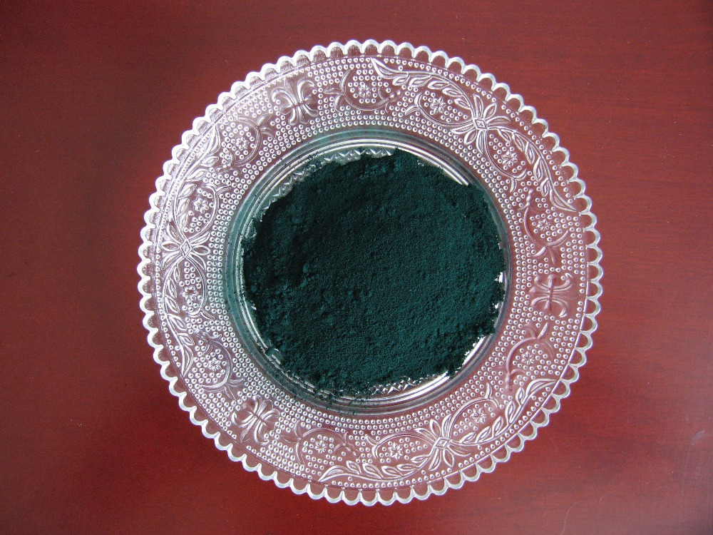 High Quality 570 Iron Oxide Green (mixture)for Outdoor Powder Coating/Antirust Paint