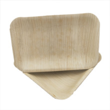eco friendly biodegradable banana areca palm leaf <strong>plate</strong> disposable