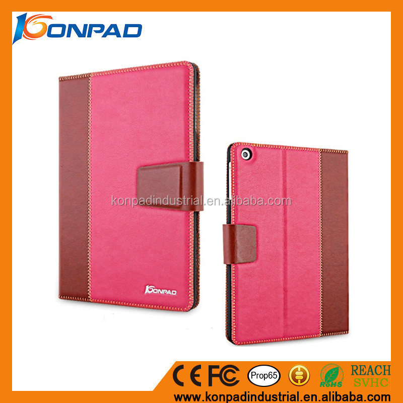 Protective leather tablet PC case Shockproof Tablet Case For iPad air air 2