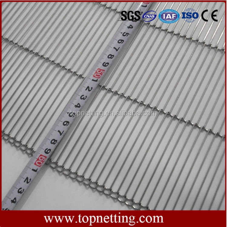 Flat Flex Conveyor Belt For Chocolate Enrobing Machine