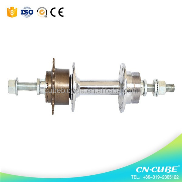 High grade quality steel bicycle hubs for axle used