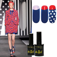 high quality wholesale matte top coat nail polish uv gel