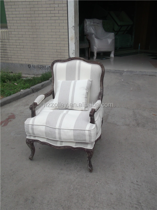 French style chairs stools cheap stools ottoman hotel furniture living room recliner chairs