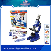 Early education science toy digital microscope real kit