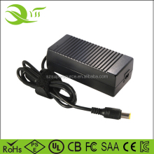 135W New Universal Laptop AC Adapter Charger Power For Lenovo Y40-70 Y50-70 20V 6.75A