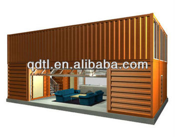 nice and low price container house