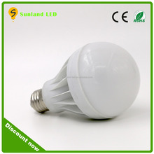 CE ROHS led bulb light 3w 5w 7w 9w 12w e27 led light bulb 1200lm super bright house cheap 110v led bulb 12w e27