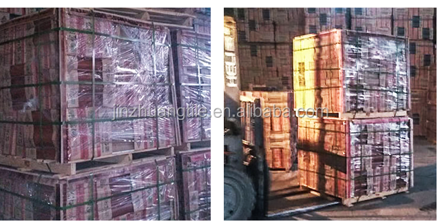 Wholesale Manufacturer supply Glazed Spanish Roof Tile