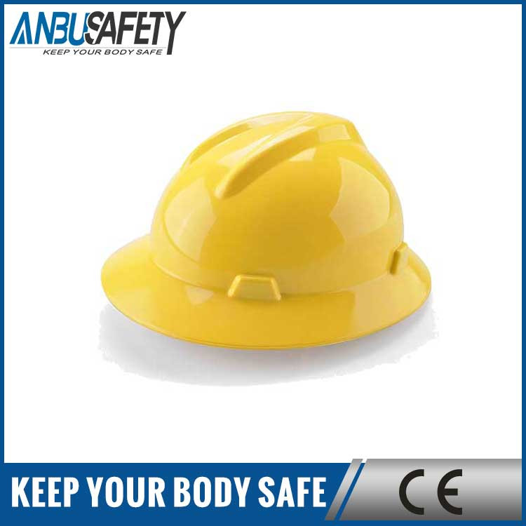 Heat-Resisting Abs Safety Head Protection industry Helmet with good price