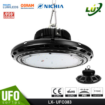CE ROHS IK08 UFO SMD IP65 200w led flood light bulb
