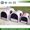 Pet Products Factory Wholesale Custom Indoor Dog Houses Pet Carrier Bag