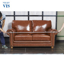 Soft Fashion Solid Wood Latest Living Room Sofa Set Pakistan/Superb Leather Sofa