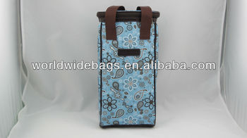 wine cooler bag, bottle cooler bag,water bottle cooler bag
