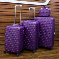 Special Custom Luggage Set Wholesale Trolley