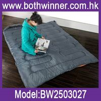 Best sleeping bag ,h0t077 low price flannel lined sleeping bag , camping travel bag