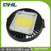 QHL high quality Ultra Slim 5000k 240W led high bay light canopy light for gas station FHB005