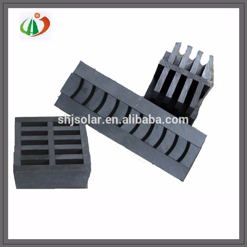 2017 most popular graphite mould for glass