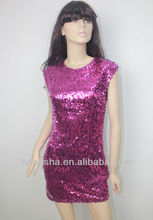 French Connection sequin latest dress designs for women HSM603
