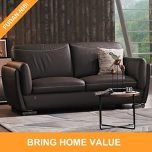 Foshan factory wholesale 3 2 1 sofa set designs with crafted stitching