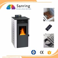 luxury electric fireplace, smokeless wood pellet stove