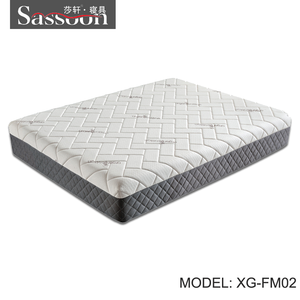 Wholesale Price Custom Size Cheap Bed Sponge Mattress