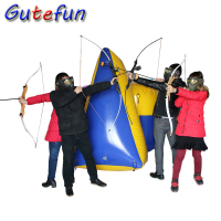 inflatable team building games paintball archery tag factory design inflatable airsoft bunker