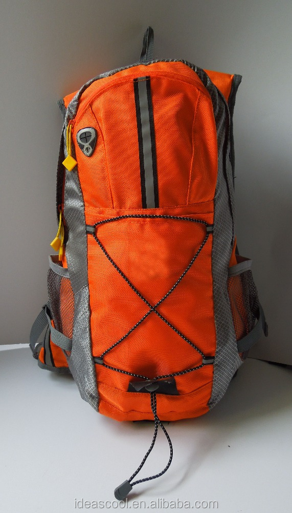 hydration pack with 1.5L backpack water bladder