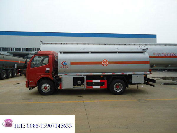 diesel fuel bowser ,5 ton tank truck,small oil tankers for sale